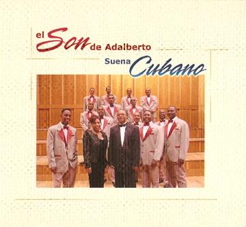 CD El Son de Adalberto Suena Cubano