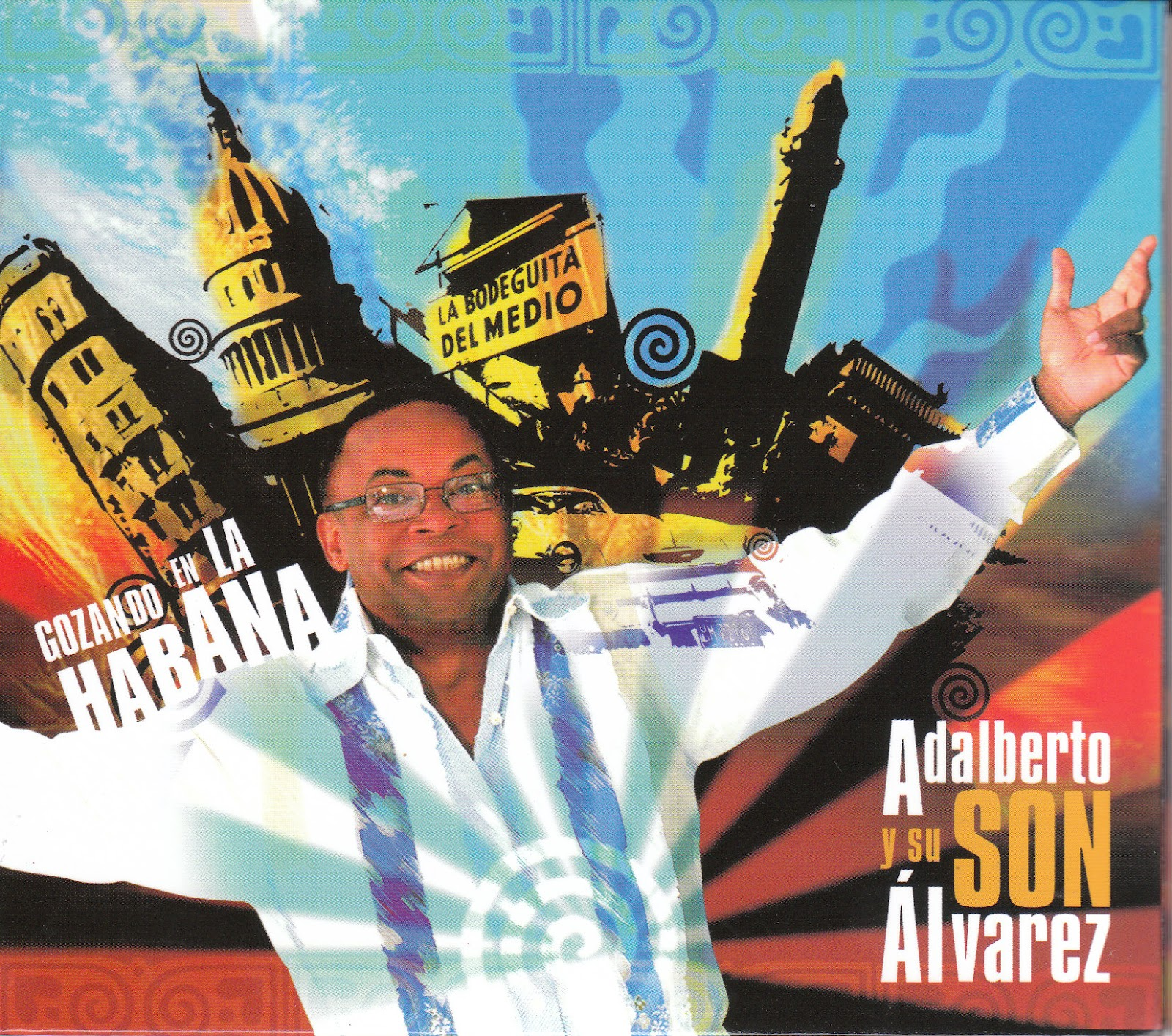 CD Gozando en La Habana
