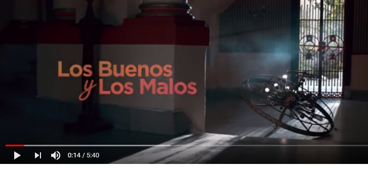Los buenos y los malos video